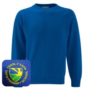Cefn Primary Blue Sweatshirt