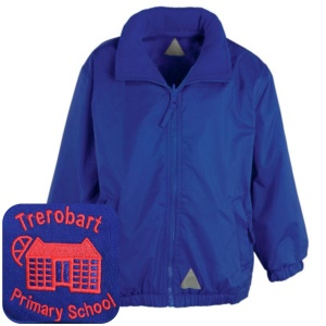 Trerobart Primary School Blue Mistral Jacket