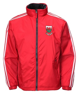 Welsh Red Fleece Lined Jacket