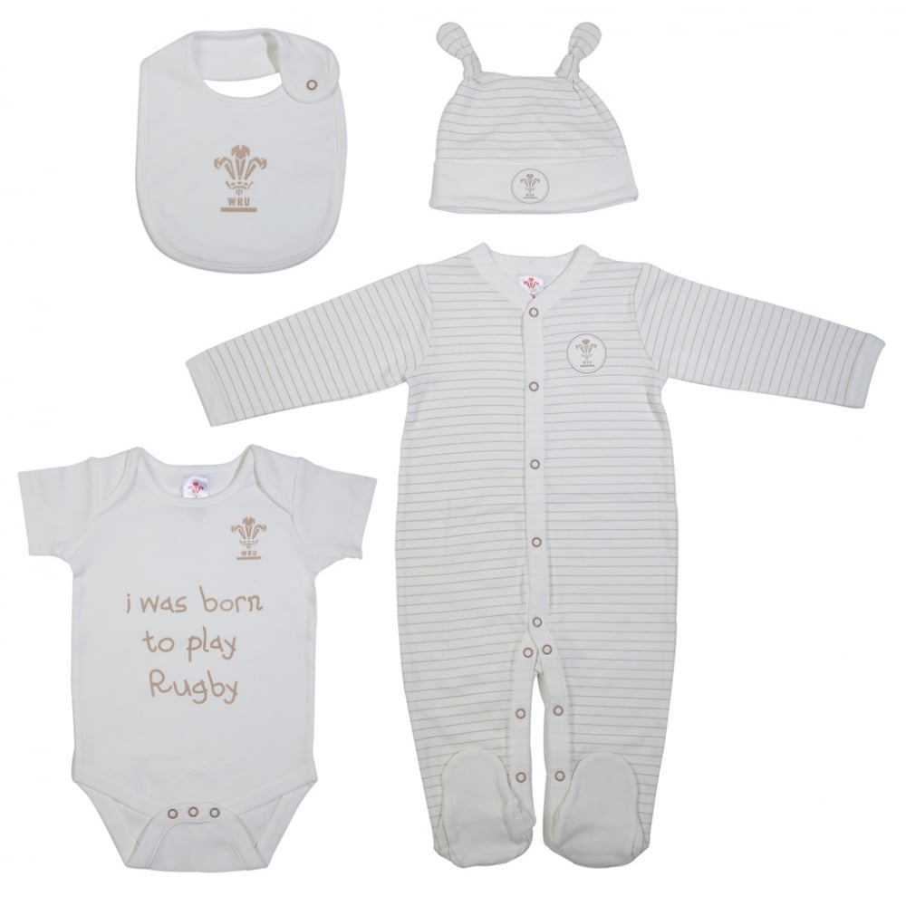 WRU Baby Starter Set 4 Pack
