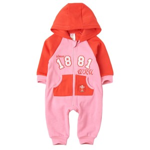 WRU Baby Girls Onesie