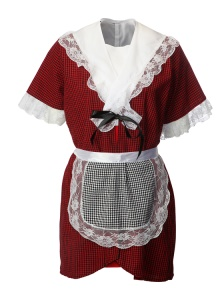 Ladies Traditional Welsh Costume