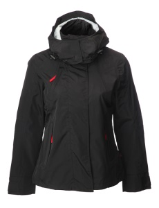 Ladies Lyndsey Hooded Jacket
