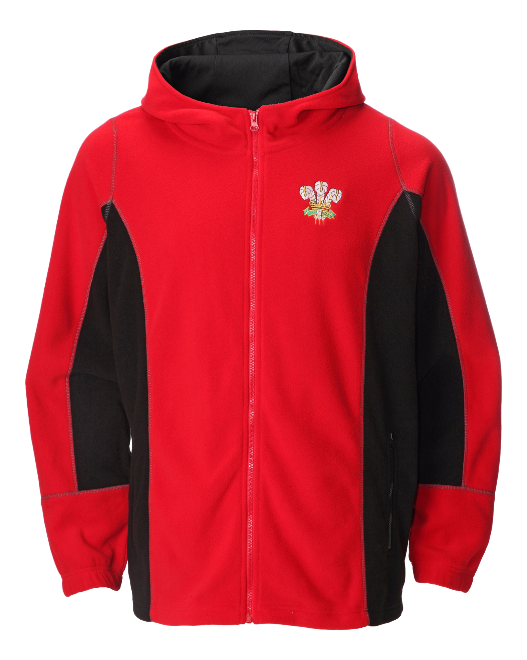 Harri Hooded Fleece Jacket