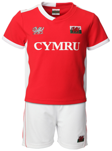 Welsh Sports Kit