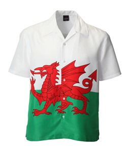 Welsh Flag Shirt