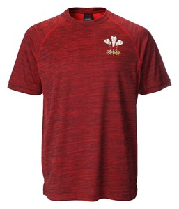 Lewis Antique Red T Shirt