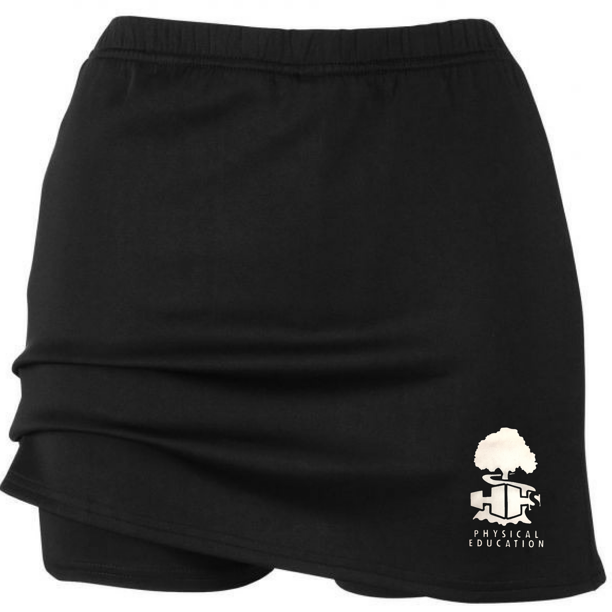 Hawthorn High School Skort Skirt and Short Combi