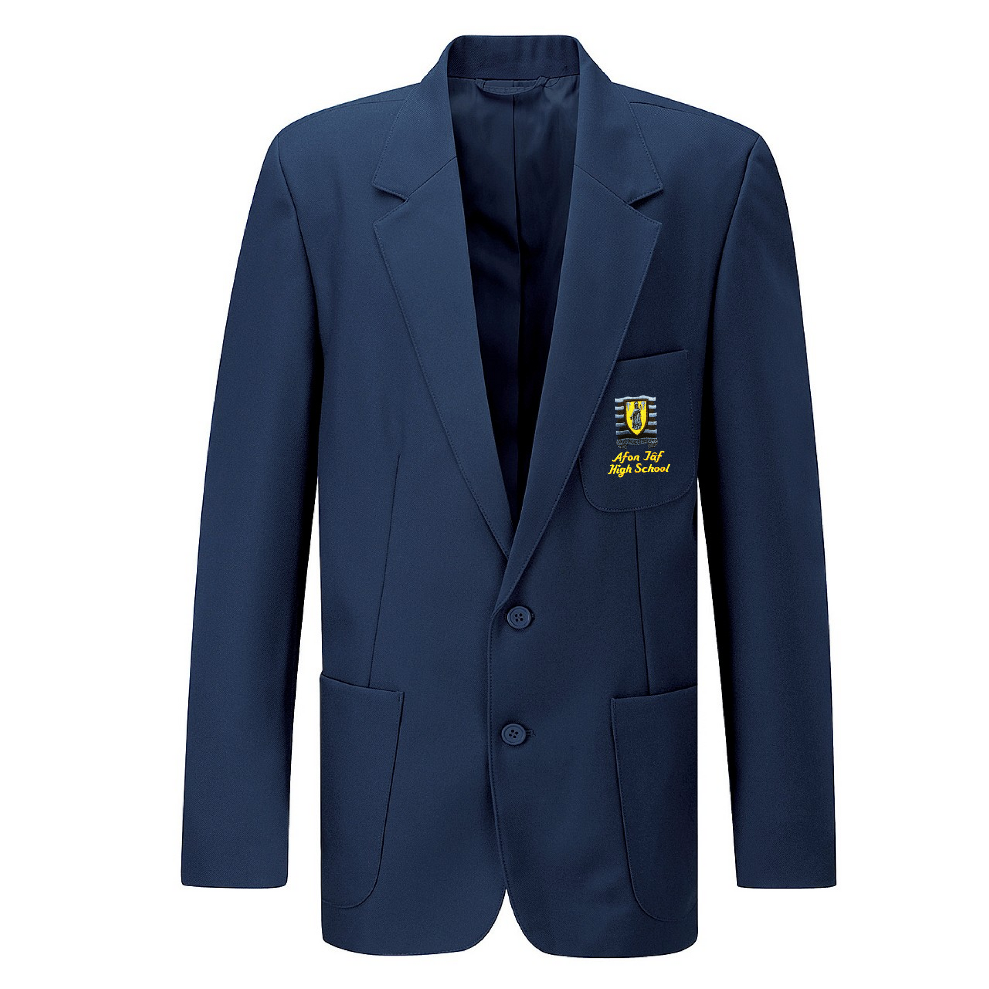 Afon Tâf High School Boys Navy Blazer
