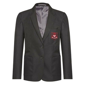 Cardinal Newman Girls Black Blazer