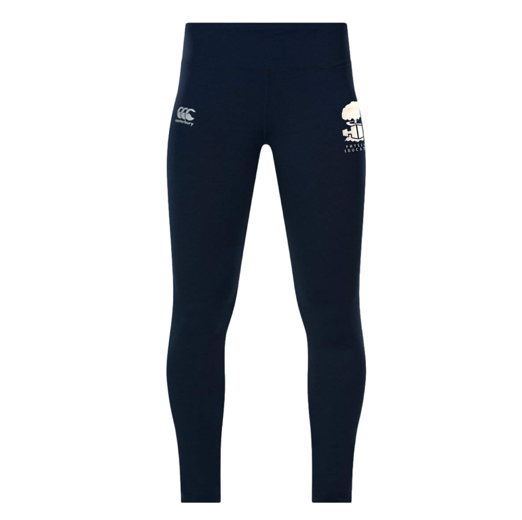 Hawthorn High School *GCSE PE & BTEC SPORTS* Canterbury Ladies Navy Vapodri Full Length Tight