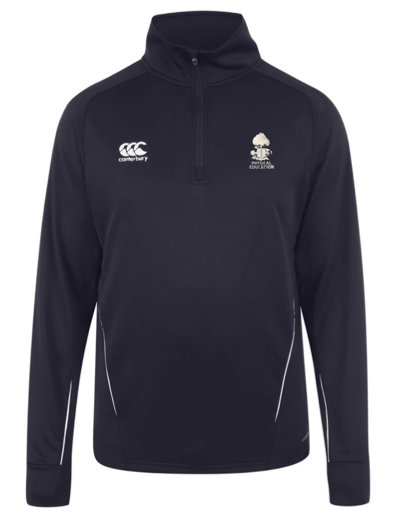 Hawthorn High School *GCSE PE & BTEC SPORTS* Canterbury 1/4 Zip Mid Layer Training Top