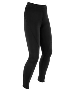 Girls Black Sports Leggings