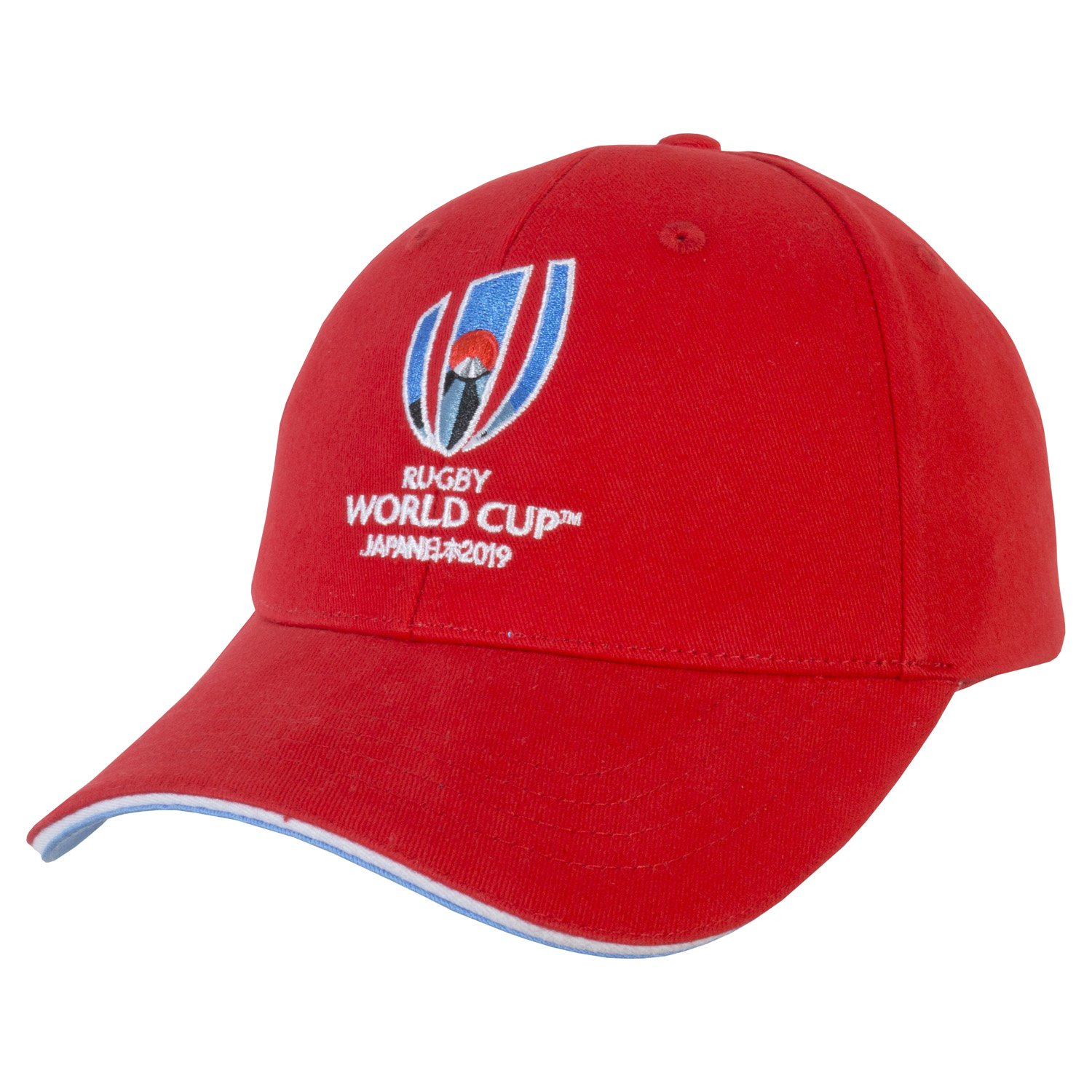 Rugby World Cup 2019 Red Logo Cap