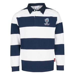 Rugby World Cup 2019 Long Sleeve Stripe Rugby