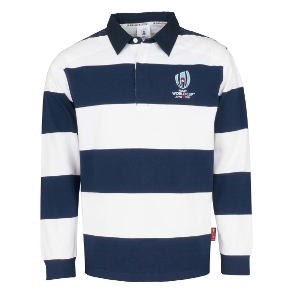 Rugby World Cup 2019 Stripe Rugby Shirt