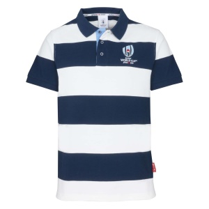 Rugby World Cup 2019 Stripe Pique Polo
