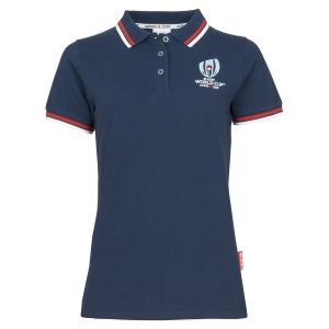 Rugby World Cup 2019 Womens Pique Classic Polo