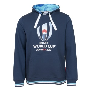 Rugby World Cup 2019 Navy Hoodie