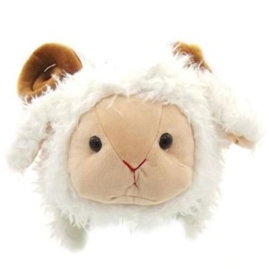 Ram Plush Novelty Hat