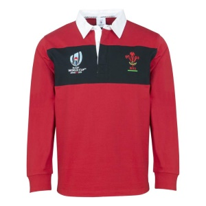 Rugby World Cup 2019 WALES Rugby Long Sleeve