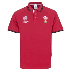 Rugby World Cup 2019 WALES Rugby Supporters Polo